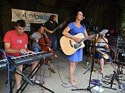 21. ročník hudebního festivalu Amfolkfest v Pulčíně; sobota 30. července 2016