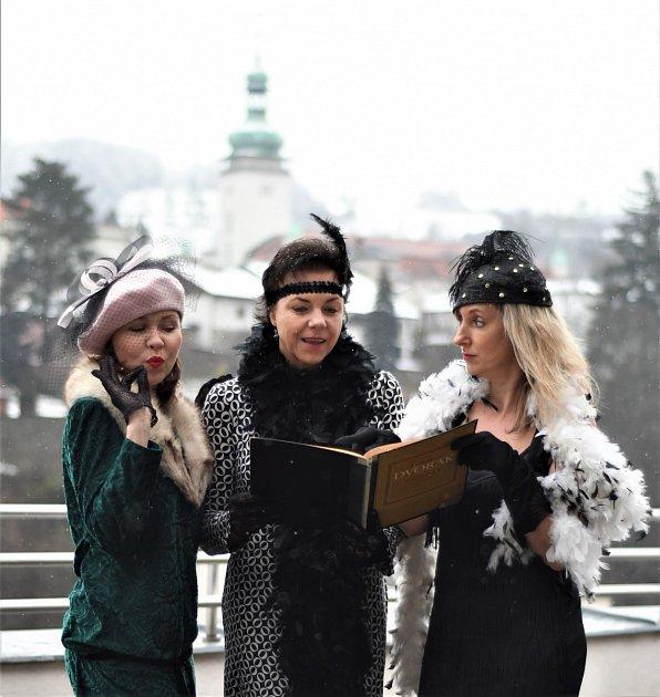 Zpět včase - oslavy 100.výročí vsetínské knihovny