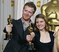 Irglová má Oscara.
