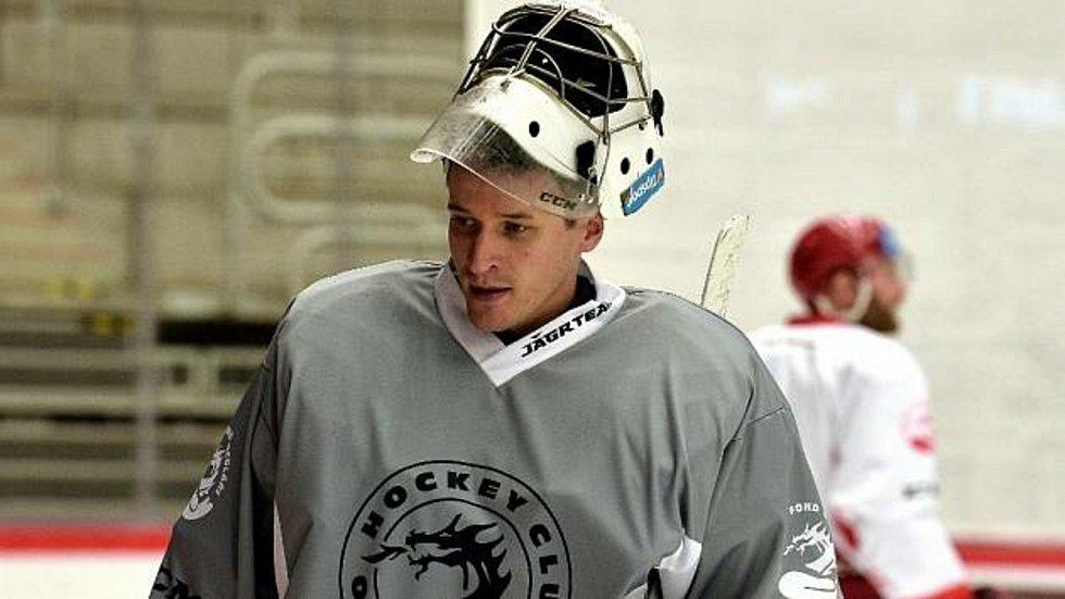 Jakub Štěpánek v prosinci 2019 přišel do Třince.