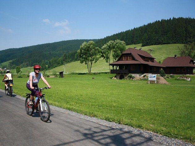Letní dovolená v Beskydech