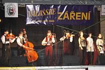 Muzyga Harafica při koncertu v roce 2009 v rámci Valašského záření ve Vsetíně.