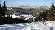 Resort Valachy. Ski areál Razula.
