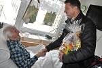 Josef Bukovjan z Vigantic oslavil 29. ledna 2014 sto první narozeniny.