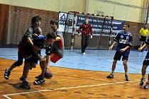 Od 2. do 4. prosince se v Rožnově pod Radhoštěm uskutečnil mezinárodní házenkářský turnaj starších žáků pod názvem Dobiáš Cup 2011