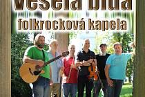 Vsetínská folkrocková kapela Veselá Bída slaví 20 let.