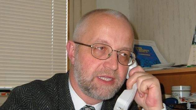 Jiří Trezner (na snímku).
