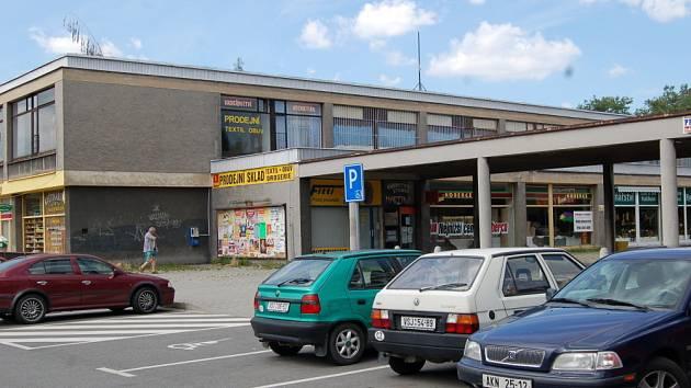 Oblíbené centrum služeb v Křižné ulici