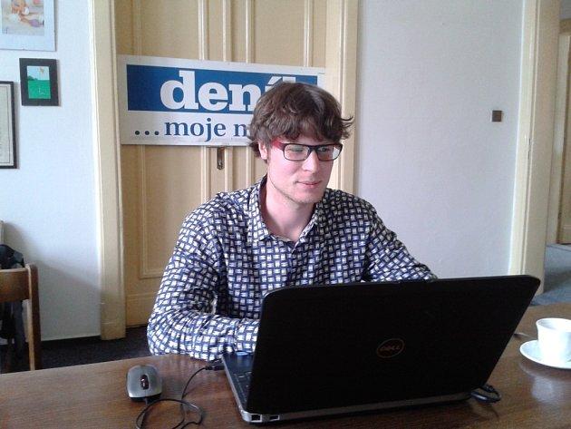 Tomáš Pajonk, lídr Strany svobodných občanů