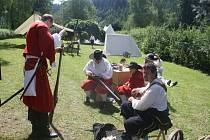 Ve Valašské Bystřici se o víkendu konaly Portášské slavnosti.