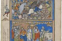 Křižácká bible Ludvíka svatého