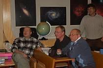 Ve hvězdárně ve Valašském Meziříčí se uskutečnily přednášky