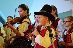 Cimbálová muzika Kordulka. Ilustrační foto.