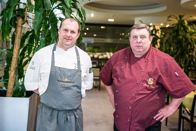 Pavel a Jaroslav Sapíkovi.