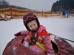 Ski areál Razula.