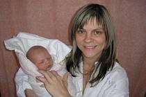 Jana Křesťanová, Zubří dcera Sofie Křesťanová, 3,6 kg, narozena 10.2. 2010 ve Valašském Meziříčí