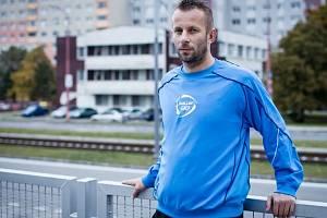 Bývalý ligový útočník Ľubor Perniš.