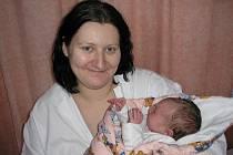 Darina Šindlerová a dcera Tamara Juřicová, 50 cm, 3600 g, 19. 11 .2010