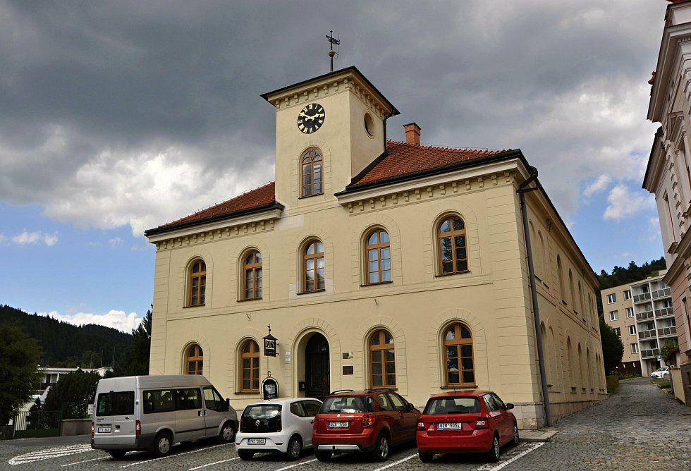 Vsetín - galerie Stará radnice
