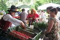 Farmářské trhy ve Valašském Meziříčí