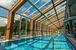 Termální bazény ve Wellness Horal