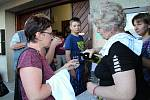 Ve Střelné si v pátek 9. června 2017 užili první Noc kostelů. Součástí bohatého programu byla ochutnávka mešních vín. Děti se pobavily u výpravy odvážných.