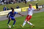 Fotbal TJ Valašské Meziříčí - FC Baník Ostrava