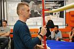 43. ročník výškařského mítinku Valašská laťka v tělocvičně ZŠ Masarykova ve Valašském Meziříčí; sobota 9. března 2019.