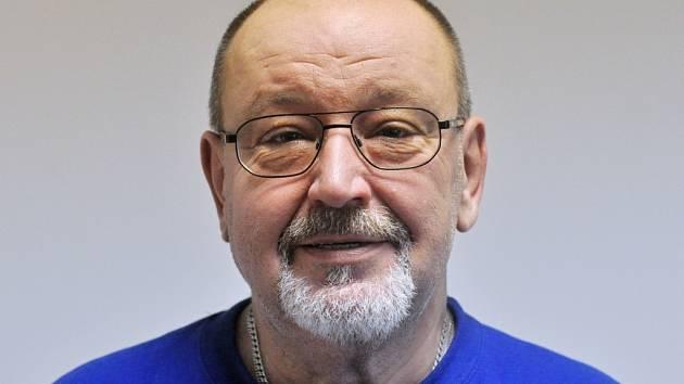 Redaktor Valašského deníku Dušan Póč.