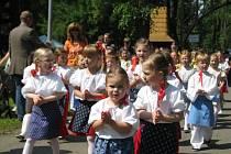 Festival Rožnovská valaška. Ilustrační foto.