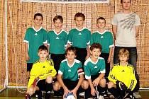 Mladší žáci z Rožnova pod Radhoštěm dokázali ve finále turnaje porazit favorizované Valašské Meziříčí a zopakovali tak loňský triumf.