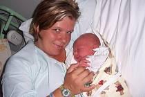 Štěpán Kretek, Prostřední Bečva, narozen  22.června 2009, porodní míry:  50 cm, 4,00 kg, nemocnice Frýdek-Místek.