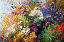 Akademický malíř František Peňáz žil a tvořil v Hřivínově Újezdu od roku 1939. Maloval náboženskou tematiku, krajiny, architekturu, kytice květů i portréty.