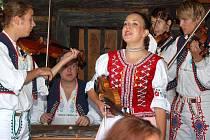 Folklorní festival Jánošíkův dukát. Ilustrační foto.