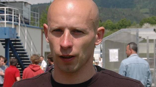 Fotbalový trenér Robert Blaško
