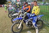 Šestačtyřicátý ročník motokrosových závodů Zděchovská grapa