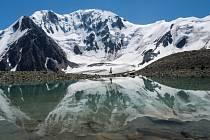 Altaj - Velehory Sibiře
