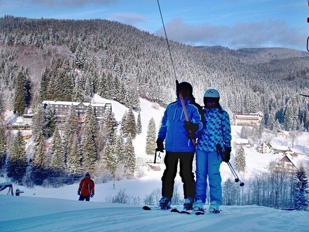 Na hory se konečně vrátila zima, Razula láká na výborné podmínky.