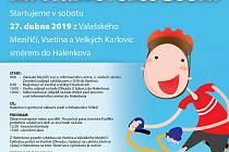 V sobotu 27. dubna 2019 zahájí cyklisté sezonu na cyklostezce Bečva.