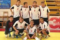 Futsalisté Krásna Valašské Meziříčí si z výletu do Vsetína odvážejí plný bodový zisk, který je v tabulce katapultoval na pátou příčku.
