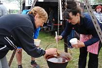 Soutěž o nejlepší guláš a soutěž o nejlepší ořechovou buchtu v Poličné