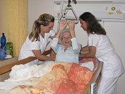 Hospicem Citadela ve Valašském Meziřičí projde ročně několik stovek klientů.