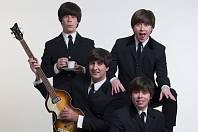 Slovenský revival slavných The Beatles - kapela The Backwards.