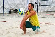 Plážový volejbal - Michal Růčka