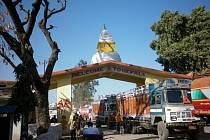 Vítejte v Nepálu.