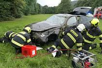 Dopravní nehoda Rožnov pod Radhoštěm