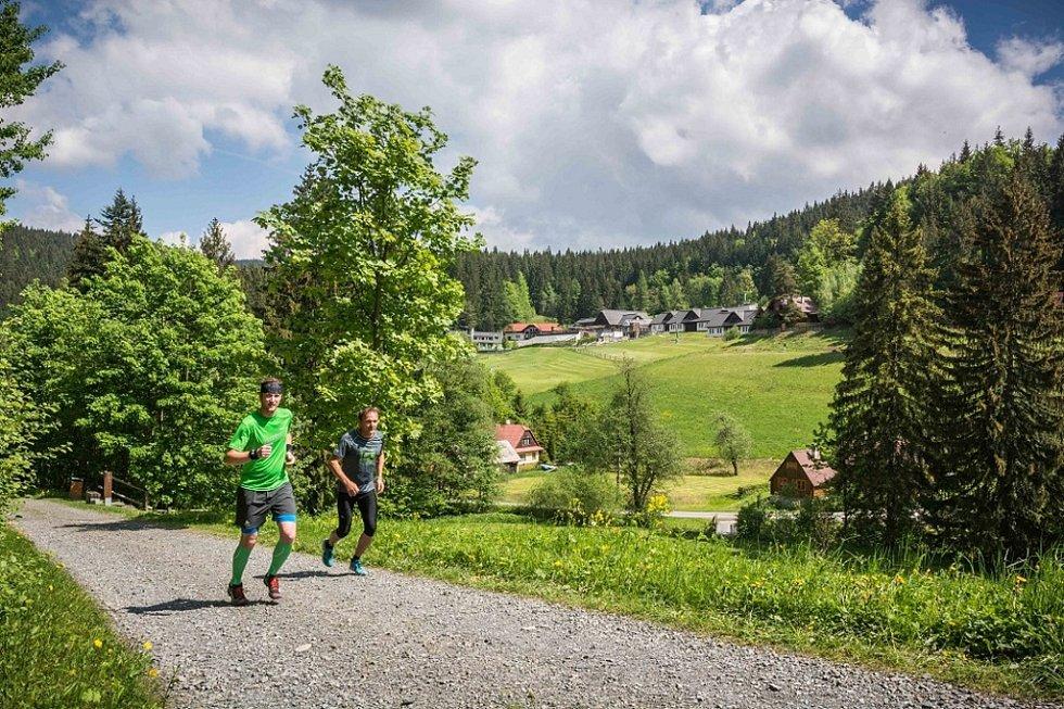 Resort Valachy: běžecká škola