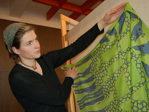 V Hovězí se chystá pestrobarevná výstava