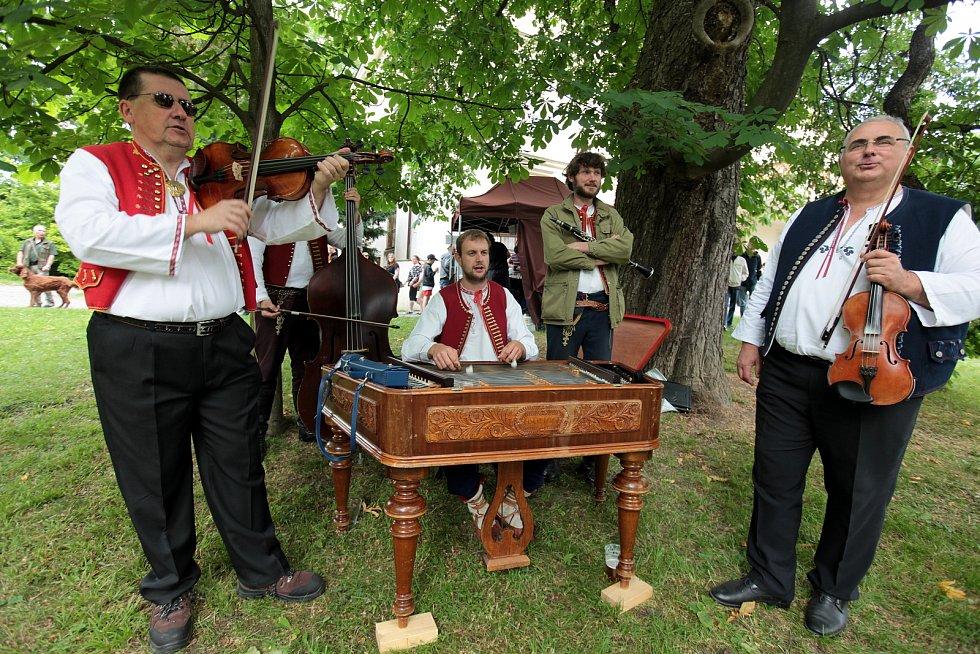 Lovecké slavnosti v Lešné u Valašského Meziříčí, 13. června 2021
