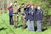 Třiasedmdesáté výročí vypálení Juříčkova mlýna si v sobotu 21. dubna 2018 připomněli v Leskovci. Pietního aktu se zúčastnili zástupci 7. výsadkového pluku zvláštního určení Holešov.